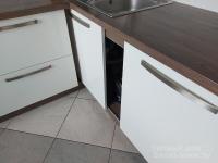 Угловая кухня Стиль из акрила и ДСП Egger